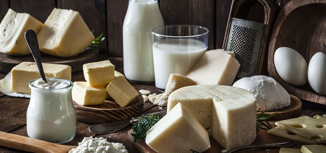 Molkerei Belieferung für die Gastronomie