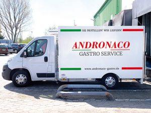 Neues Andronaco Gastro Logo