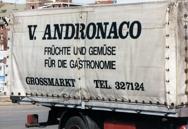 Andronaco - die Geschichte
